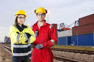 Increasing share of women working in the rail sector