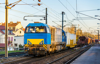 Industry declaration aims to enhance competitiveness and boost international rail freight