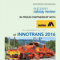 InnoTrans 2016: Show preview