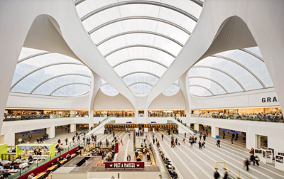 Passenger satisfaction continues to improve at Birmingham New Street station