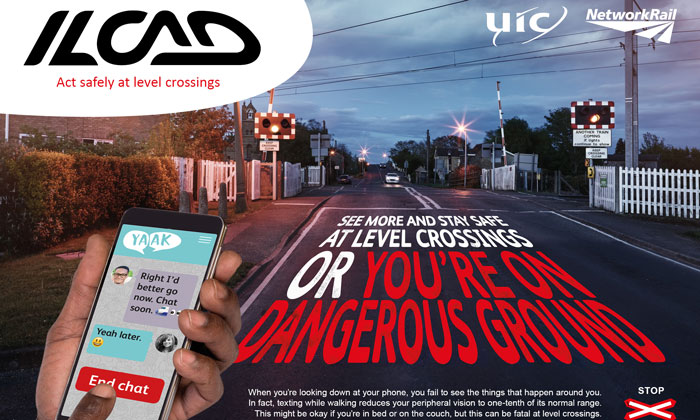 International Level Crossing Awareness Day (ILCAD) 2017