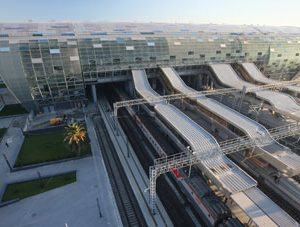 The combined rail and road built by Russian Railways will be an essential infrastructure asset during the Sochi 2014 Winter Olympics