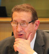 Joan Amorós i Pla, Executive Secretary General of FERRMED