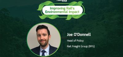 Rail Freight Group Joe O'Donnell