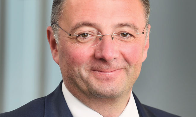 Jorg Leichtfried, Federal Minister for Transport, Innovation and Technology, Austria