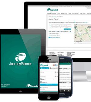 Journey Planner App Image
