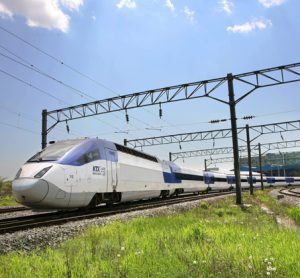 KTX: South Korea's high-speed rail network