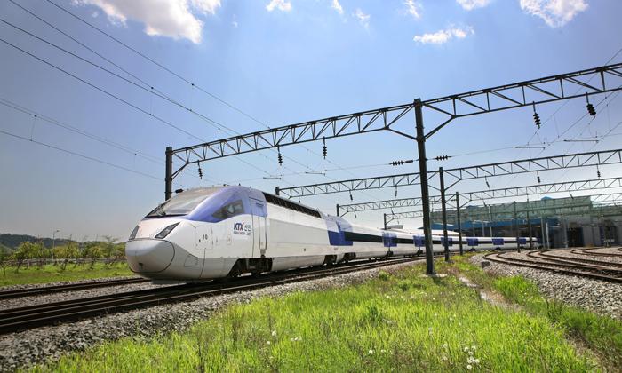 KTX: South Korea's high-speed rail network