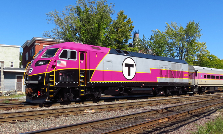Keolis earns APTA Gold Sustainability Award for MBTA Commuter Rail