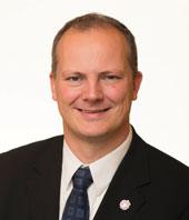 Ketil Solvik, Olsen Minister of Transport and Communications for Norway