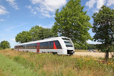 KfW IPEX-Bank finances diesel multiple units for Saxony-Anhalt