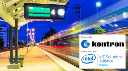 IoT solutions enable the power of data-driven transportation