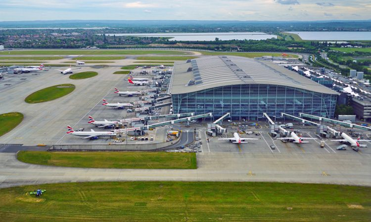 Site reopening could boost rail's role in Heathrow Expansion
