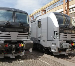 Leasing company Railpool orders five additional Vectron locomotives