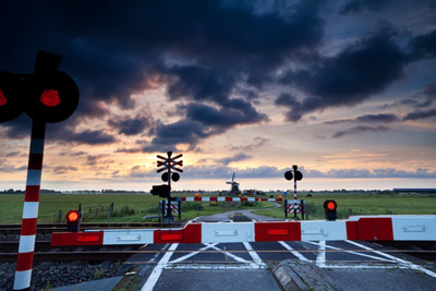 Level crossings and the Lorries of Doom; instalment 2