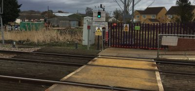 track crossing littleport