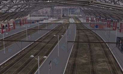 Virtual reality technology helping railway station redevelopment