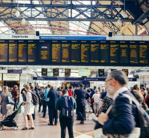 London's busiest stations make passenger experience improvements