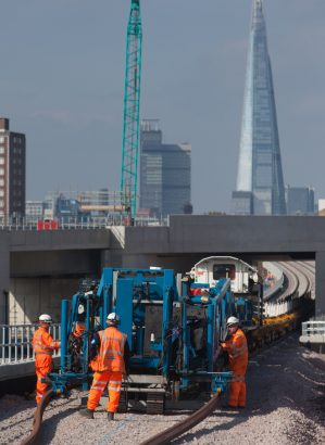 New railway junction to solve London Bridge bottleneck moves closer to completion