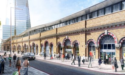 London Bridge prepares to open first part of new station concourse