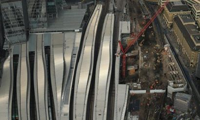 Rebuilding of London Bridge station moves into its final phase