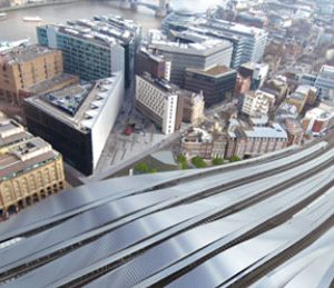CGI of the proposed London Bridge station