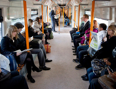 London Overground increases capacity by one quarter