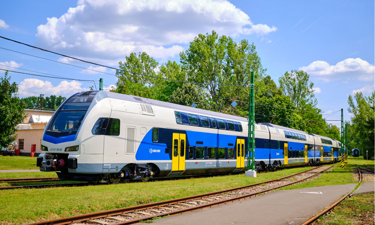 Stadler and MÁV-START sign contract for 21 additional KISS trains