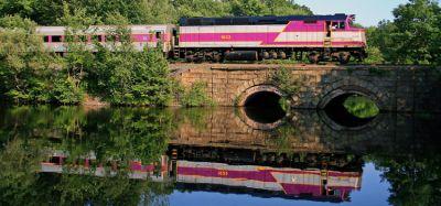 MBTA deploys IoT platform on its diesel locomotives