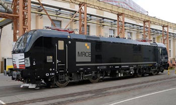 MRCE Vectron locomotives