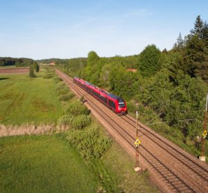 MTR Express rated best railway operator in Swedish Quality Index survey