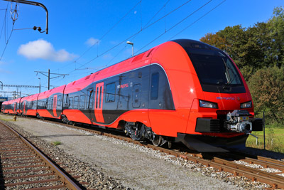 MTR Express voted best railway operator in Sweden