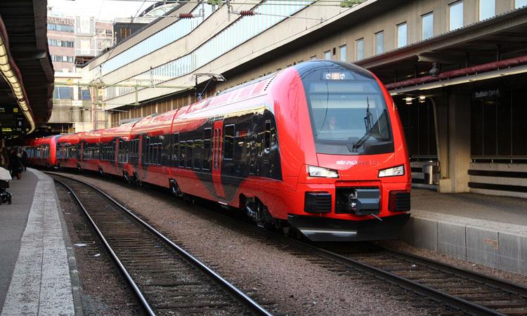 MTR Express Stockholm Station