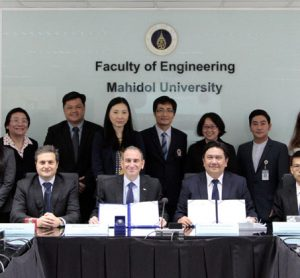 Rail industry education and research in Thailand agreed by Bombardier