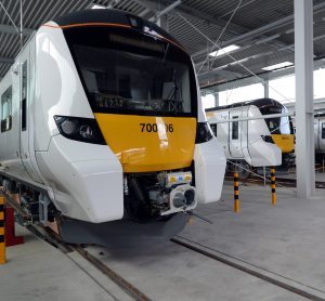 Manufacture of new Desiro City trains on course for Thameslink service