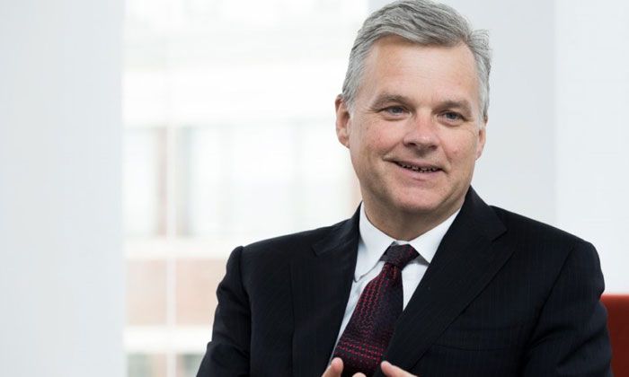 Mark Carne is retiring from Network Rail