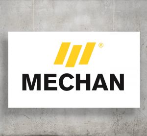 Mechan company profile logo