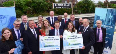 UK Chancellor's Budget awards £20 million to Midlands Rail Hub