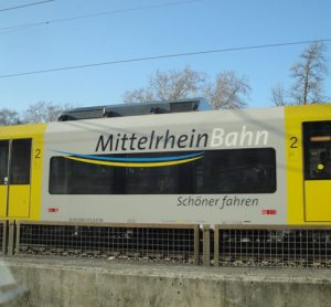 Additional trains to provide higher capacity for the Mittelrheinbahn
