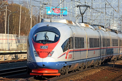 Moscow - Kazan High Speed Main Line