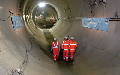 Motivated and determined to deliver Crossrail