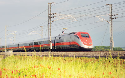 Naples–Bari and Palermo–Catania–Messina high-speed/high-capacity lines
