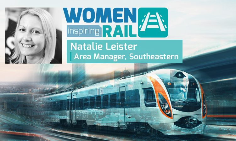 Women In Rail Natalie Leister