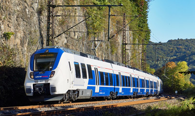 National Express begins rail operations in Germany