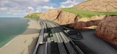 Network Rail unveils plans to protect south west rail line
