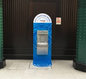 Network Rail tackles plastic pollution at UK's busiest stations