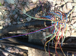Network Rail Cable Theft