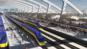 Network Rail Consulting joins US high-speed rail project