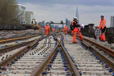 Network Rail announces May Day bank holiday improvement programme