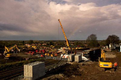 Network Rail completes Easter work programme